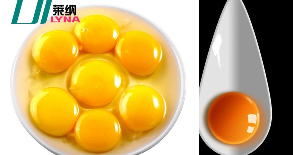 蛋黄颜色从何而来