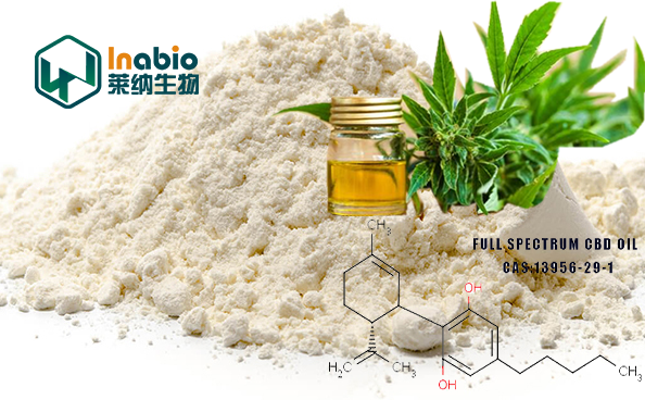 Best Seller 99% purity CBD Powder for Medical Use