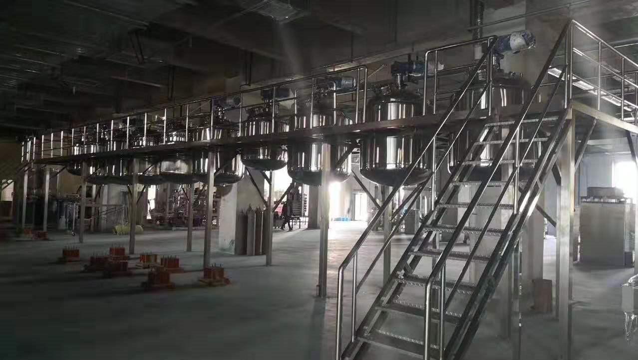 燕窝酸工厂