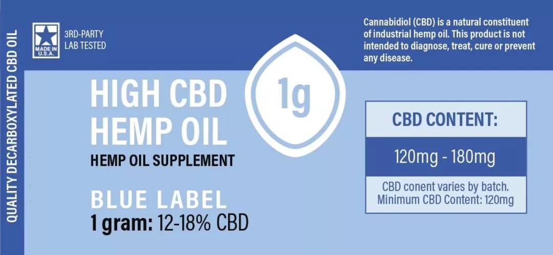 2020年工业大麻提取物大麻二酚CBD行业十大发展趋势