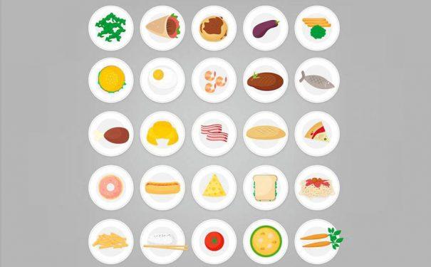生活中常见食物的营养价值汇总